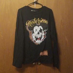 Black keys sweatshirt pullover black